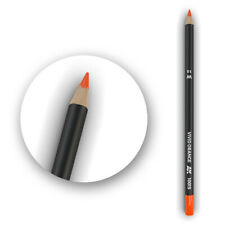 Watercolor Pencil Matita Vivid Orange (box 5 Pcs) Ak10015 AK INTERACTIVE