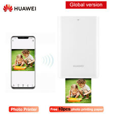 Pocket Instant Mobile Photo Printer Bluetooth Portable HUAWEI ZINK New Sealed