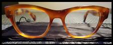 Authentic OLIVER PEOPLES Parsons OV 5205 1237 Honey Tortoise 48MM Eyeglasses NEW
