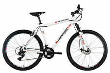 Vtt Semi rigide 27 5''/650b carnivore Blanc alu 21 vit TC 51 cm KS Cycling 542m