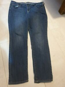 Ladies Sweet Heart  Jeans Size 16 Old Navy