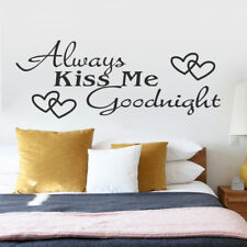 Letter DIY Removable Art Vinyl Quote Wall Stickers Decal Mural Home Decor
