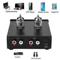 New Audio 6J1 Valve & Vacuum Tube Pre-Amplifier Stereo HiFi Buffer Preamp Parts
