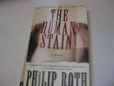 The Human Stain by Philip Roth Jewish Novel American