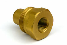 38 Npt Male Enerpac Compatible Hydraulic Coupler Poppet Valve Iso 14540