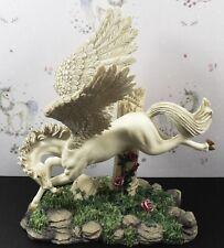 Stunning Tudor Mint 2001 Land of Myths Small Pegasus A K084
