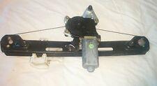 00-06 LINCOLN LS RIGHT REAR POWER WINDOW REGULATOR MOTOR OEM RH 00 01 02 03 04