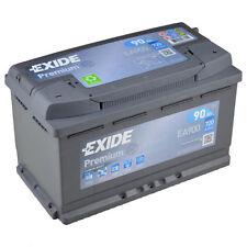 Exide Premium Carbon Boost 90Ah 720A Autobatterie EA900 *sofort einsatzbereit*