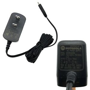 Original Motorola DC4050US0304 AC Power Adapter Charger micro-USB 5V 0.75A OEM