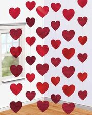 Valentine's Day Heart Party Hanging Decorations