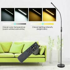 Adjustable LED Floor Lamp Light Standing Office Reading Home Dimmable w/Control