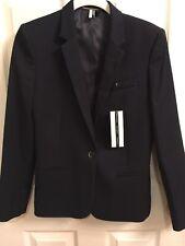 NWT Topshop Woman's Navy Blazer Jacket Size 2