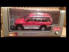 1998 Mitsubishi Pajero RED 1:18 SunStar 1211