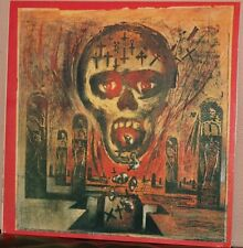 Slayer – Seasons In The Abyss / Russian Phonogram 1994 LP