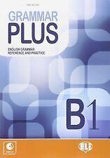 GRAMMAR PLUS B1.(+CD). NUEVO. Nacional URGENTE/Internac. económico. METODO IDIOM