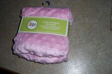 Circo Pink Popcorn Soft Changing Pad Cover New Minky Dot
