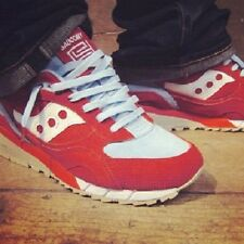 $185 13.0 PYS x Saucony Shadow 6000 - Blue Apple (red / blue) size 13