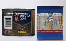 PANINI WORLD CUP RUSSIA 2018- USA VERSION PACKET TUTE BUSTINA POCHETTE