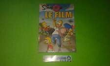 THE SIMPSONS THE FILM MATT GROENING DVD DISC FRENCH VERSION