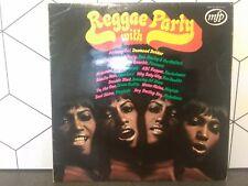 New listing Reggae Party various artists 1969-1970 vinyl album