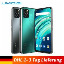 UMIDIGI A9 Pro 128GB 6GB Smartphone handy ohne vertrag Infrarot Thermometer DHL