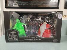 Diamond Select Toys SDCC 2020 The Nightmare Before Christmas Lighted Figure Set