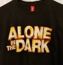 Alone In The Dark Video Game Release Promo Atari T Shirt Large New Old Stock