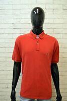 Polo Uomo TOMMY HILFIGER Taglia XL Maglia Manica Corta Shirt Man Herrenhemd