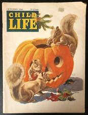 Child Life Oct 1946 Keith Ward Cover