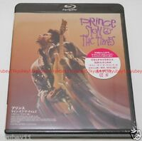 New Prince Sign o of the Times HD New Master Edition Blu-ray Japan F/S BIXF-131