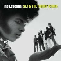 Sly & the Family Sto - Essential Sly & Family Stone [New CD] Ltd Ed, Rmst
