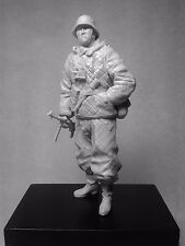 Budapest siege, Hungarian infantryman 1945 , resin scale 1/16  Mikeresin