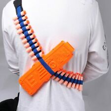 Bandolier Toy Gun Bullet Shoulder Strap For Nerf N-Strike Dart Ammo Storage Belt
