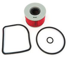 Oil Filter with O-Rings - Honda CB400T CM400 CB450T CM450 CX500 GL500 CX/GL650