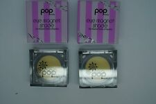 Pop Beauty Eye Magnet Shade -Mellow Yellow Eyeshadow(2-PACK)