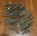 LOT OF 45 USED Aircraft Rivet Gun Sets Punch (Sioux, Ingersoll Rand,Atlas Copco)