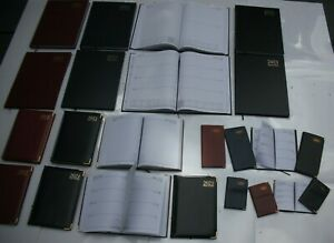 2021 DIARY Pocket Slim,A4 & A5 PAGE A DAY/ WEEK TO VIEW/APPOINTMENT DESK DIARY'S