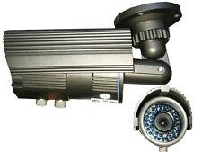 TELECAMERA CCD SONY 800 TVL VARIFOCALE 2,8 - 12MM LED INFRAROSSI DA ESTERNO IP66