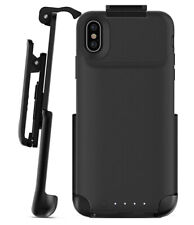 Belt Clip Holster for Mophie Juice Pack Air Case -iPhone X (case not Included)