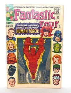 COM01 Fantastic Four 54