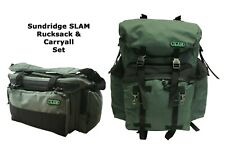 Sundridge Slam Carp Fishing Rucksack & Carryall Set