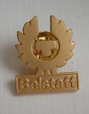BELSTAFF TRIALMASTER ROADMASTER MOTORCYCLE BIKER JACKET PIN BADGE  logo