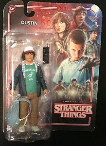 "Stranger Things Series 2 DUSTIN 7"" Scale Action Figure McFarlane Toys Netflix"