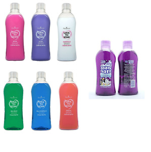 Pampered Foam Bath 1 Litre Assorted Scent