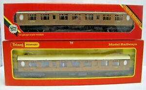 2 Hornby R937 & R745 OO Gauge LNER Coaches - No. 1010 - Boxed - (3048)