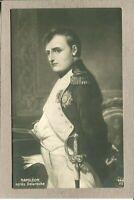 Postcard France Napoleon Bonaparte Portrait 1234H