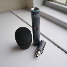 AKG SE300B Studio Pencil Condenser Microphone CK91 Capsule Blue Line