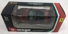 Bburago - 18-56110 - Ferrari California T - Scale 1:64 - Burgundy