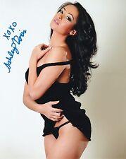 Ashley Doris Autographed 8x10 Photo Playboy Playmate (3)