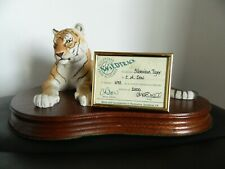 More details for wildtrack /  siberian tiger /  made in scotland / limited edition